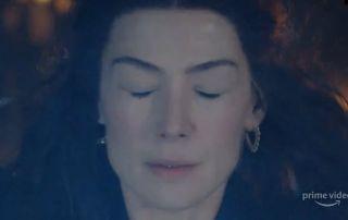 Screen shot of Moiraine teaser video