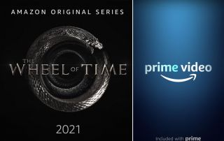 New Wheel of Time Logo for 2021 Release on Amazon Prime Video