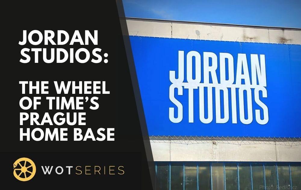Jordan Studios: The Wheel of Time's Prague Home Base