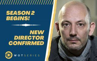 Season 2 Begins! New Director Confirmed