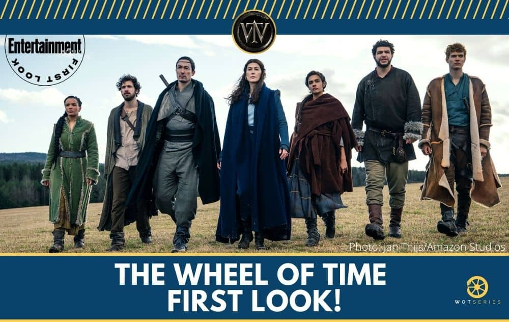 The Wheel of Time First Look!