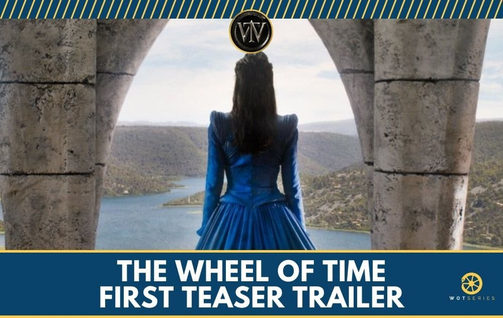 The Wheel of Time First Teaser Trailer