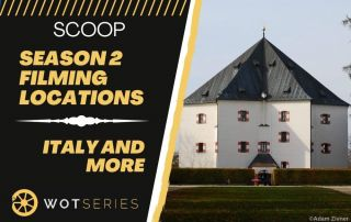 Season 2 Filming Locations: Italy and More