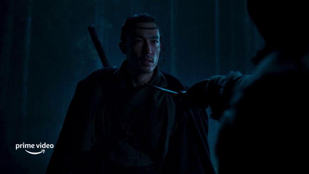 Lan is held at swordpoint