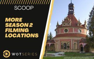 Scoop: More Season 2 Filming Locations